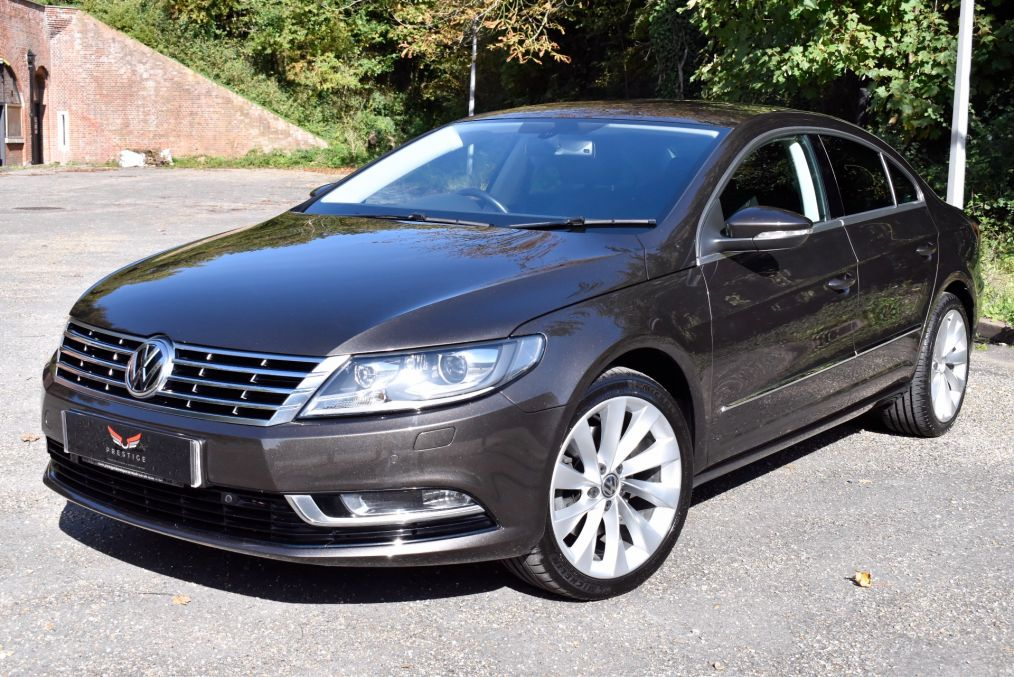 Used VOLKSWAGEN CC in Portsmouth, Hampshire for sale