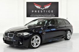 BMW 5 SERIES 530D M SPORT TOURING - 517 - 1
