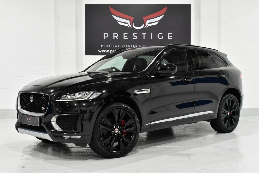 Used JAGUAR F-PACE in Portsmouth, Hampshire for sale