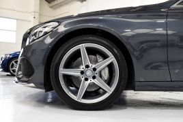 MERCEDES C-CLASS C220 BLUETEC AMG LINE PREMIUM PLUS - 433 - 14
