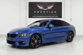 BMW 4 SERIES 420D M SPORT GRAN COUPE - 708 - 1