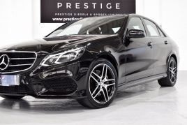 MERCEDES E-CLASS E350 BLUETEC AMG NIGHT EDITION PREMIUM - 337 - 4