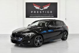 BMW 1 SERIES 116D M SPORT SHADOW EDITION - 459 - 1