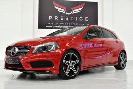 MERCEDES A-CLASS A250 4MATIC ENGINEERED BY AMG - 510 - 17