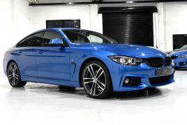 BMW 4 SERIES 420D M SPORT GRAN COUPE - 697 - 8