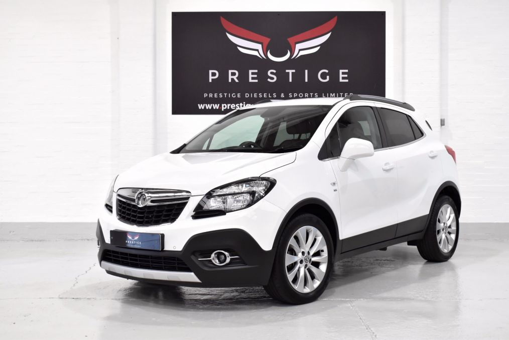Used VAUXHALL MOKKA in Portsmouth, Hampshire for sale