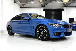 BMW 4 SERIES 420D M SPORT GRAN COUPE - 708 - 9