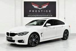 BMW 4 SERIES 430I M SPORT GRAN COUPE - 591 - 1