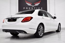 MERCEDES C-CLASS C220 BLUETEC SPORT PREMIUM PLUS - 346 - 10