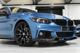 BMW 4 SERIES 435D XDRIVE M SPORT GRAN COUPE - 718 - 10