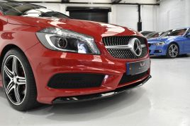 MERCEDES A-CLASS A250 4MATIC ENGINEERED BY AMG - 510 - 18