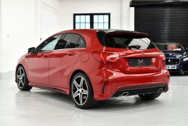 MERCEDES A-CLASS A250 4MATIC ENGINEERED BY AMG - 510 - 5