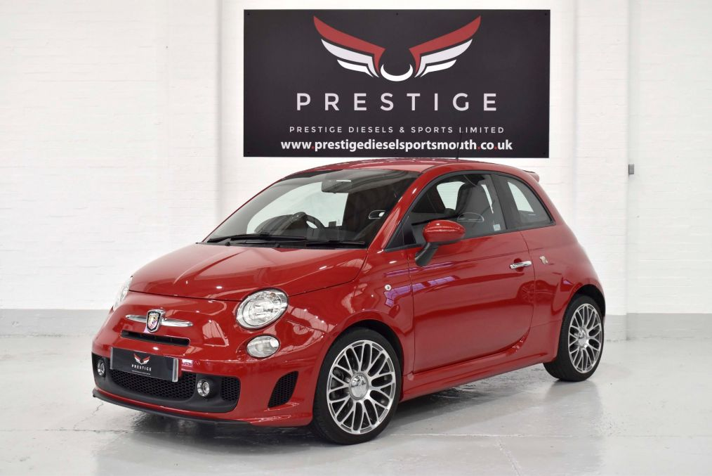 Used Abarth/Fiat 500 in Portsmouth, Hampshire for sale