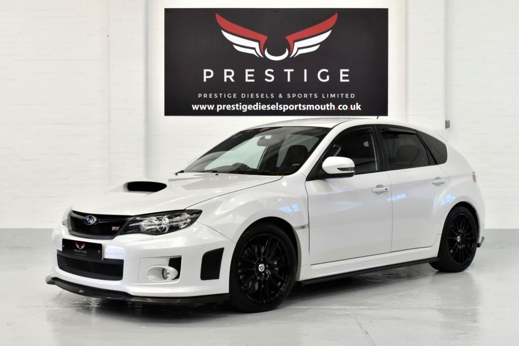 Used SUBARU IMPREZA in Portsmouth, Hampshire for sale