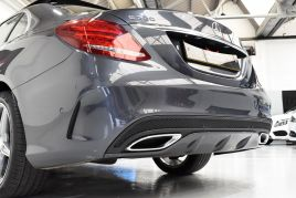 MERCEDES C-CLASS C220 BLUETEC AMG LINE PREMIUM PLUS - 433 - 30