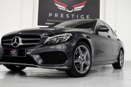 MERCEDES C-CLASS C220 BLUETEC AMG LINE PREMIUM PLUS - 433 - 2