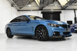 BMW 4 SERIES 435D XDRIVE M SPORT GRAN COUPE - 718 - 4