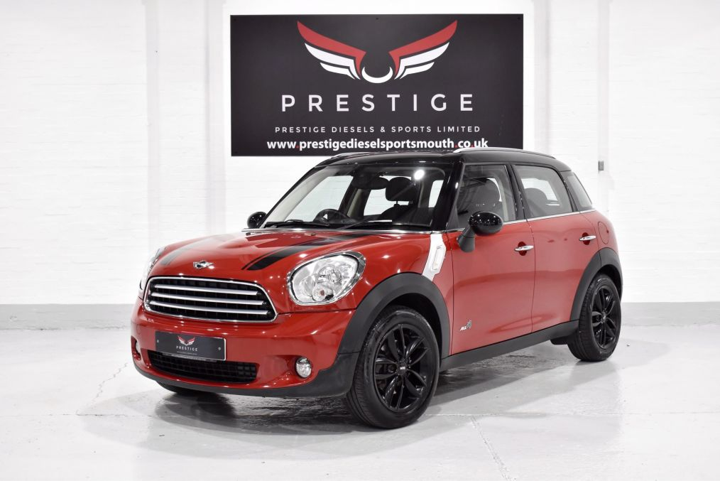 Used MINI COUNTRYMAN in Portsmouth, Hampshire for sale