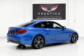 BMW 4 SERIES 420D M SPORT GRAN COUPE - 697 - 18