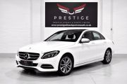 MERCEDES C-CLASS C220 BLUETEC SPORT PREMIUM PLUS