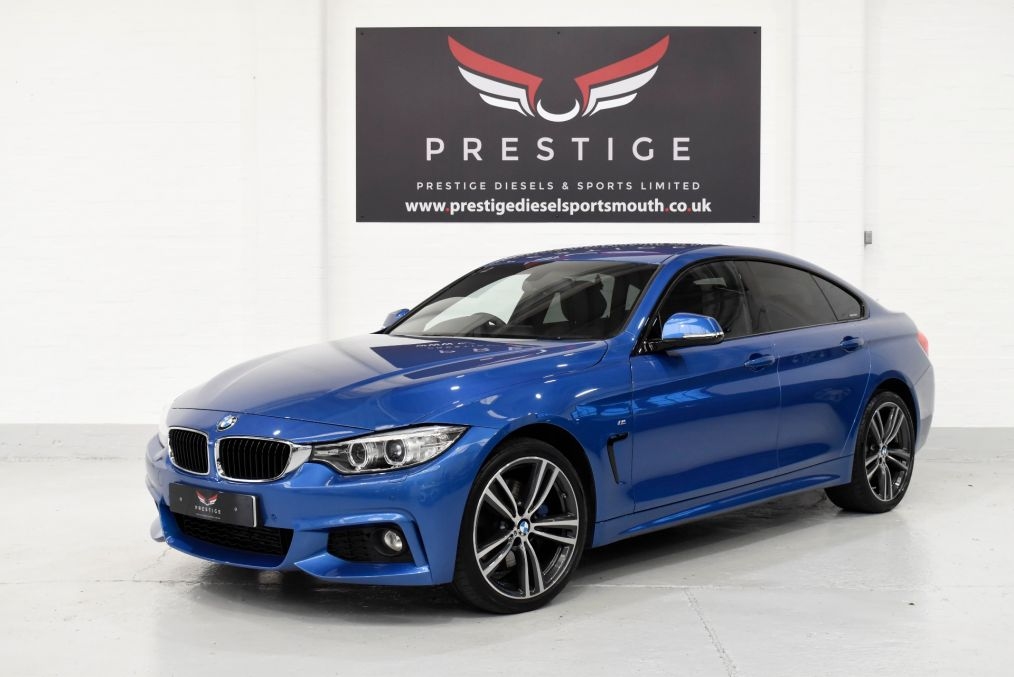Used BMW 4 SERIES in Portsmouth, Hampshire for sale