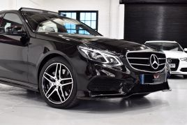 MERCEDES E-CLASS E350 BLUETEC AMG NIGHT EDITION PREMIUM - 337 - 17