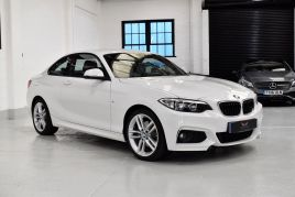 BMW 2 SERIES 220D XDRIVE M SPORT - 310 - 12