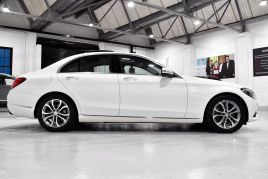 MERCEDES C-CLASS C220 BLUETEC SPORT PREMIUM PLUS - 346 - 3