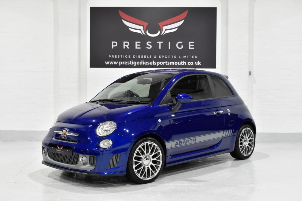 Used Fiat\Abarth 500 in Portsmouth, Hampshire for sale