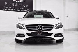 MERCEDES C-CLASS C220 BLUETEC SPORT PREMIUM PLUS - 346 - 6