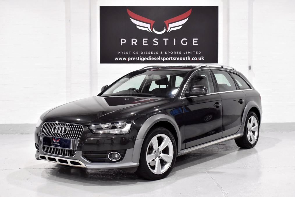 Used AUDI A4 in Portsmouth, Hampshire for sale