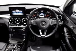 MERCEDES C-CLASS C220 BLUETEC SPORT PREMIUM PLUS - 346 - 16