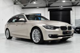 BMW 3 SERIES 320D LUXURY TOURING - 599 - 25