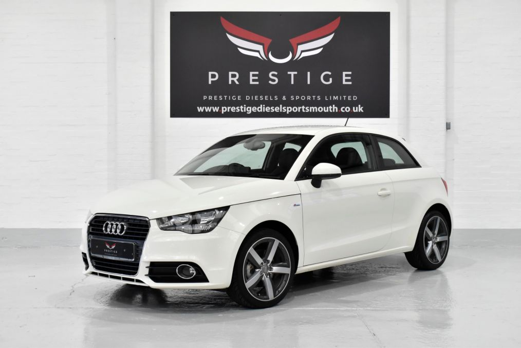 Used AUDI A1 in Portsmouth, Hampshire for sale