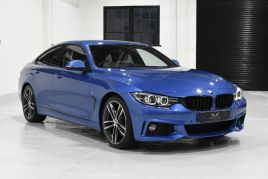 BMW 4 SERIES 420D M SPORT GRAN COUPE - 697 - 2