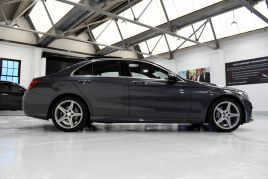 MERCEDES C-CLASS C220 BLUETEC AMG LINE PREMIUM PLUS - 433 - 9