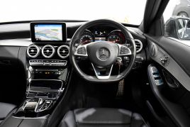 MERCEDES C-CLASS C220 BLUETEC AMG LINE PREMIUM PLUS - 433 - 70