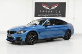 BMW 4 SERIES 435D XDRIVE M SPORT GRAN COUPE - 718 - 1