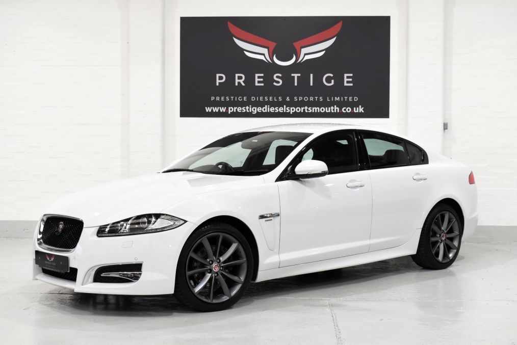 Used JAGUAR XF in Portsmouth, Hampshire for sale