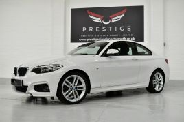 BMW 2 SERIES 220D XDRIVE M SPORT - 310 - 10