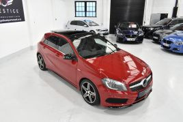 MERCEDES A-CLASS A250 4MATIC ENGINEERED BY AMG - 510 - 8