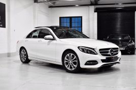 MERCEDES C-CLASS C220 BLUETEC SPORT PREMIUM PLUS - 346 - 2