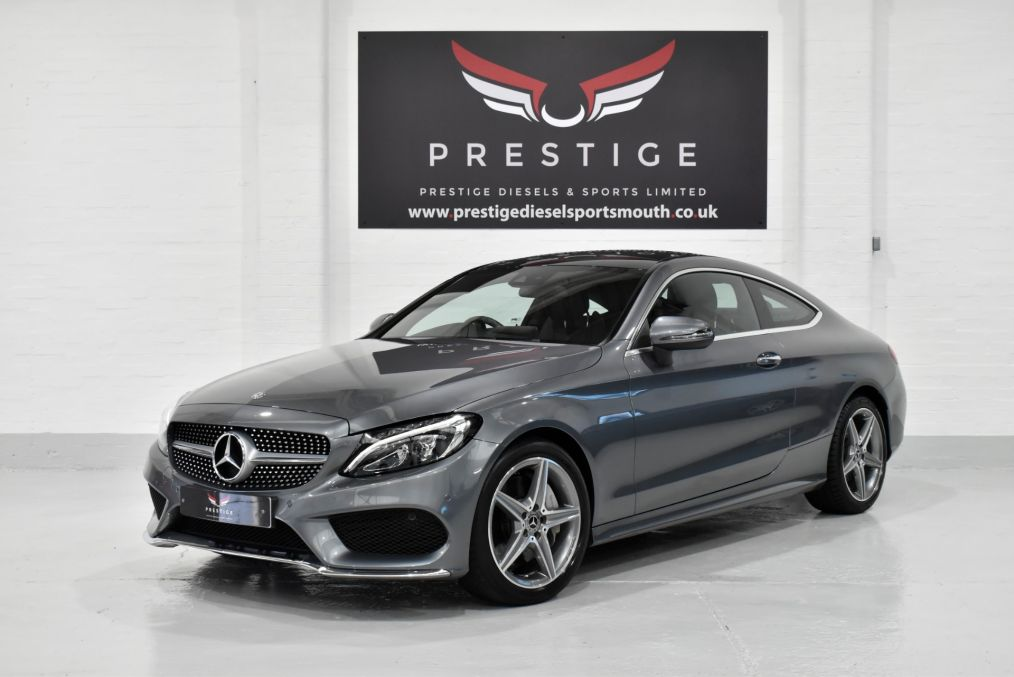 Used MERCEDES C-CLASS in Portsmouth, Hampshire for sale