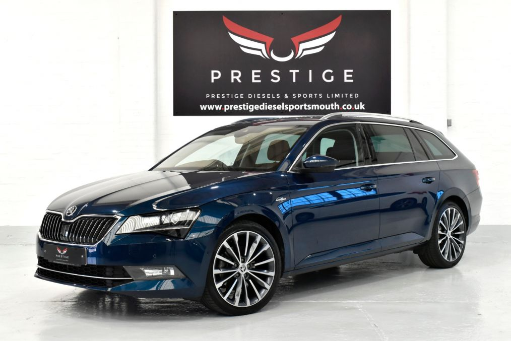 Used SKODA SUPERB in Portsmouth, Hampshire for sale